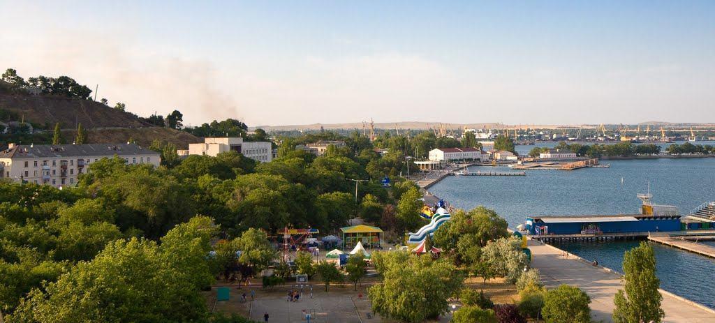 Отдых в Керчи, Крым