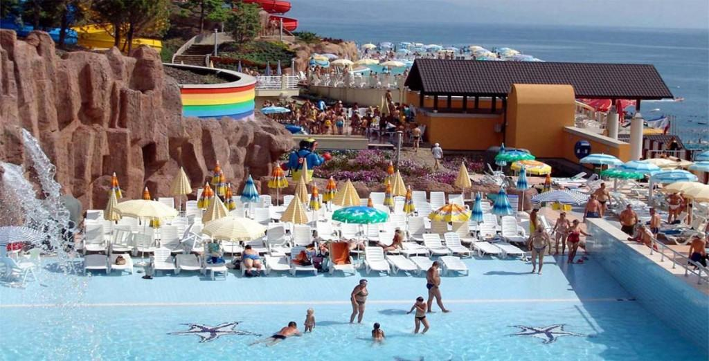 Алушта - лучший курорт Крыма