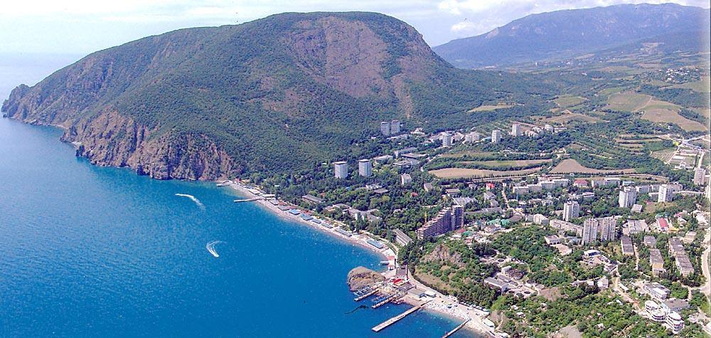 Партенит, отдых в Крыму