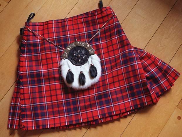 Шотландская клетка