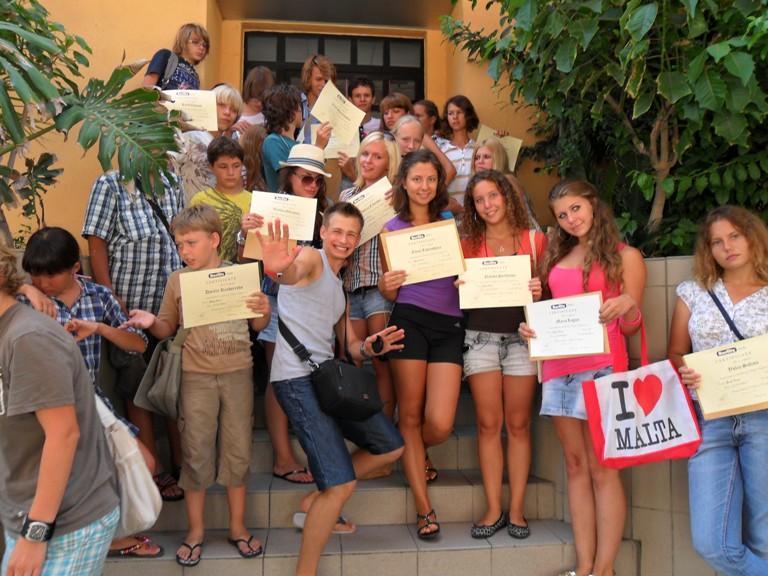 Учиться на Мальту едут с разных концов света