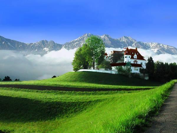Австрийские Альпы запоминаются всем, кто здесь побывал