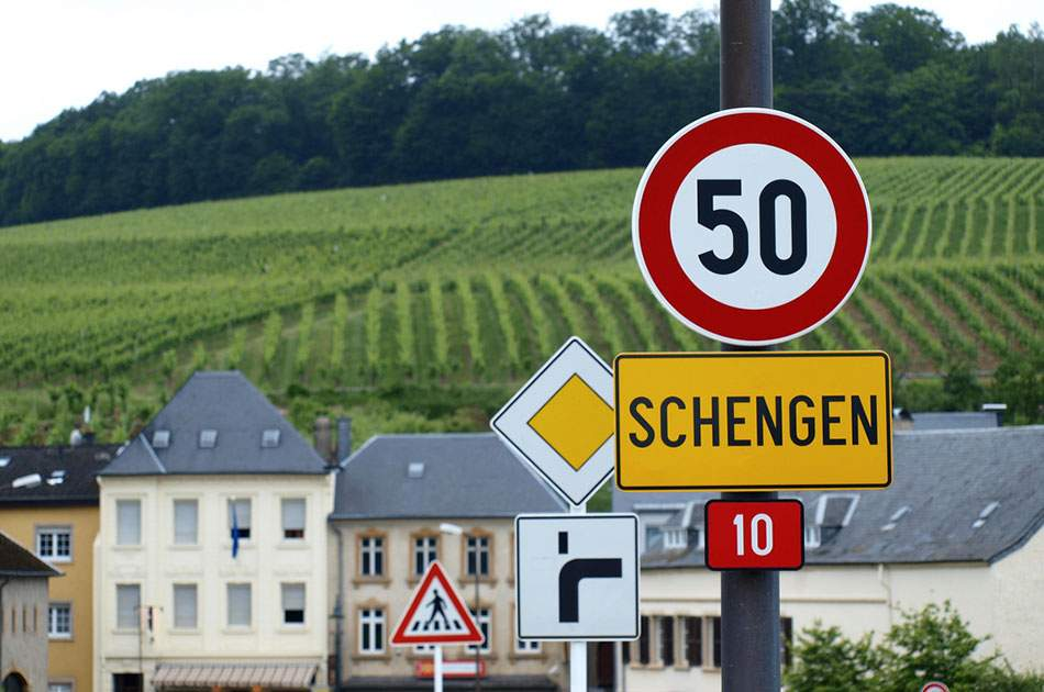 Деревня Шенген - именно здесь было заключено историческое соглашение
