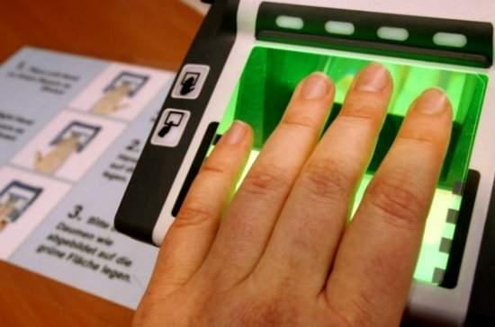 Процедура снятия биометрии для шенгена проста и занимает всего 5-10 минут