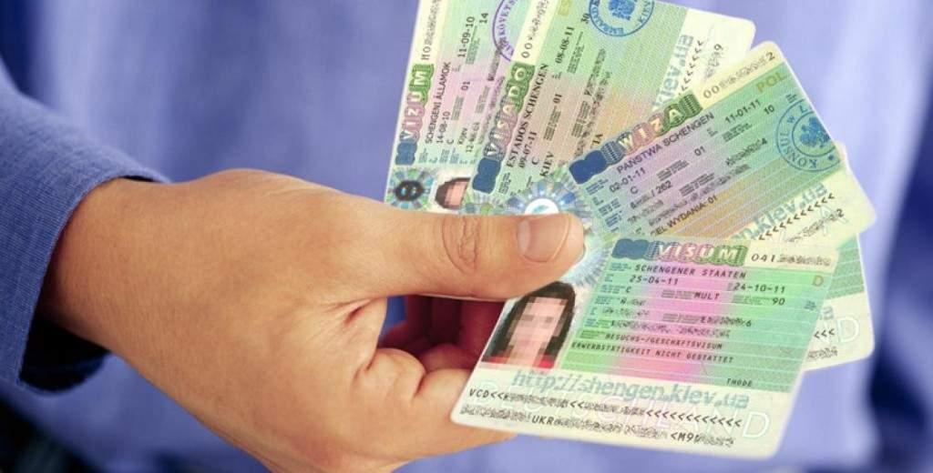 Шенгенские визы бывают разными - кратковременными, долговременными, транзитными