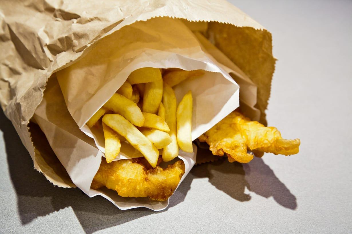 блюдо, популярное в Австралии, Новой Зеландии, Канаде