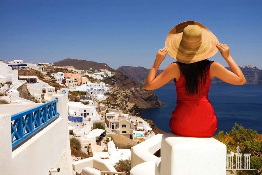 Для отдыха в Греции придется потрудиться на сборе документов