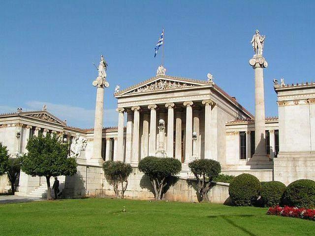 Учеба в греческих вузах бесплатна - это и привлекает студентов с разных уголков планеты