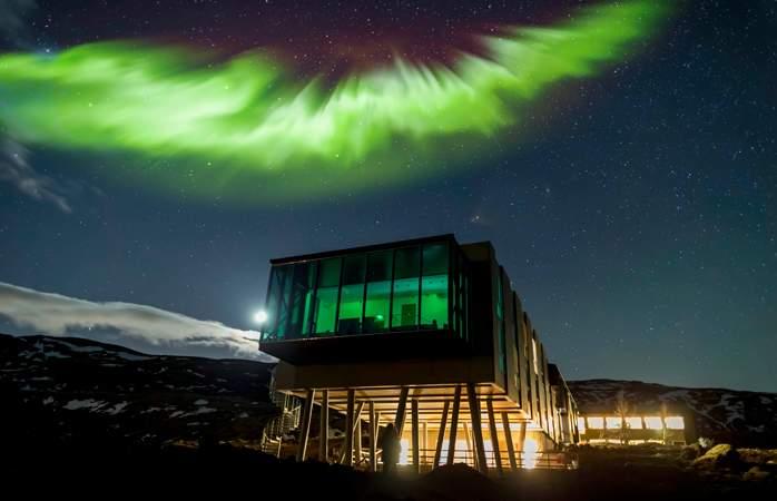 Отели Ирландии атмосферны и необычны, а северная природа вокруг лишь добавляет оригинальности