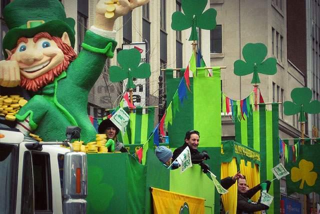 День Святого Патрика - великолепный ирландский праздник, который лучше всего отмечать в Дублине
