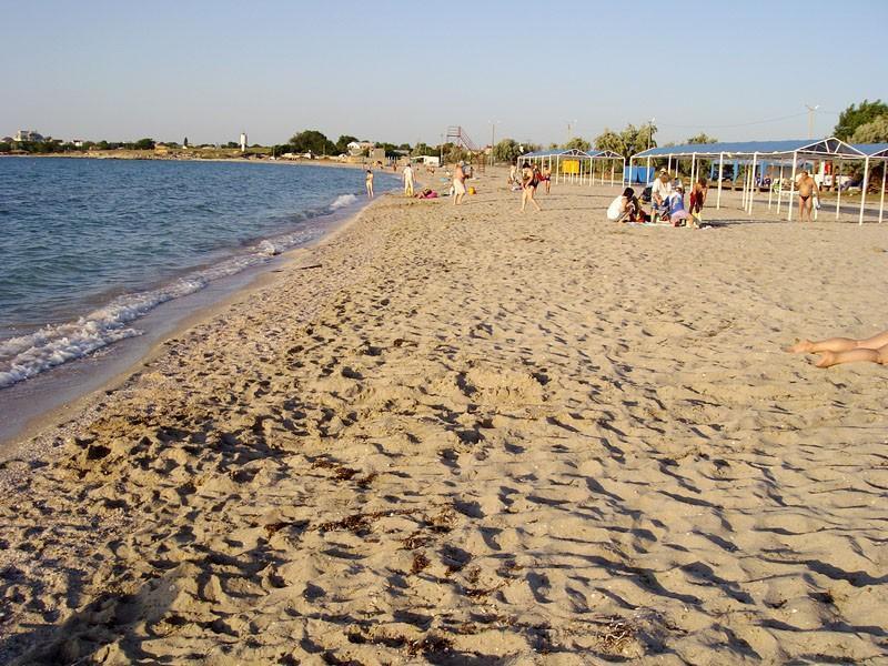 Бюджетный вариант отдыха в Черноморском