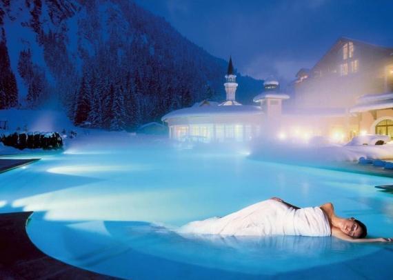 Термальный курорт Венето