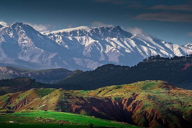 Атласские горы