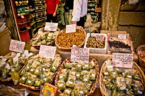 Рынок в Палермо