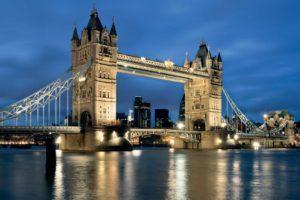 Красивый город - Лондон