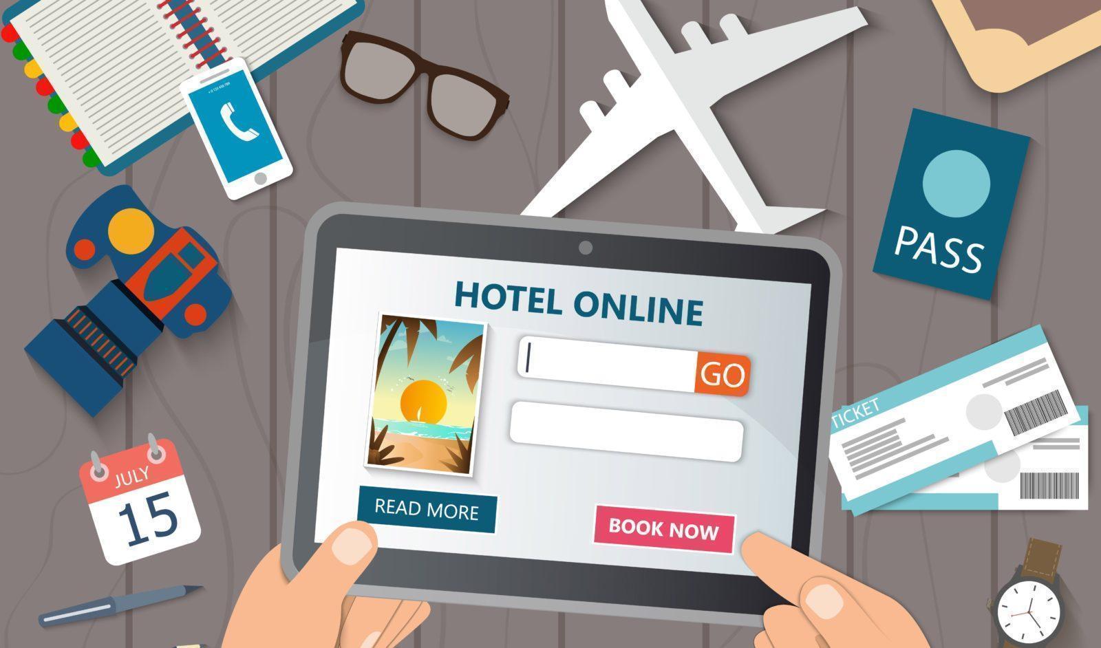Online-бронирование отелей