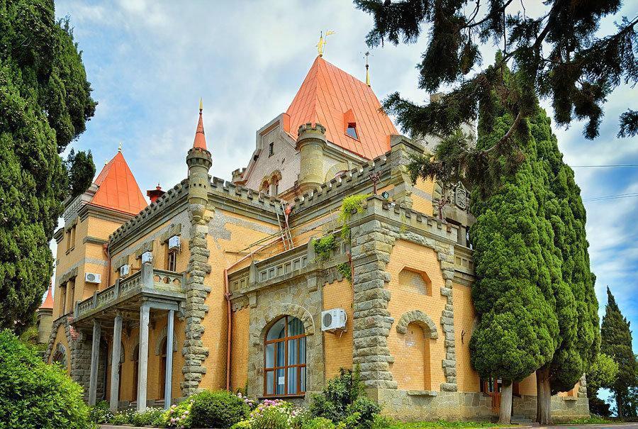 Княжеский дворец Гагариной