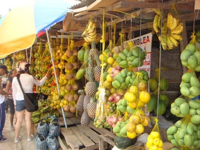 Рынок Икитоса