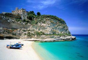Красивые пляжи в Италии
