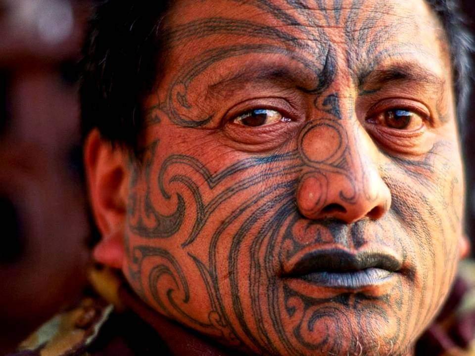 Устои у маори отнюдь не гуманистичные: они издавна отрезали головы врагам и были известны как каннибалы