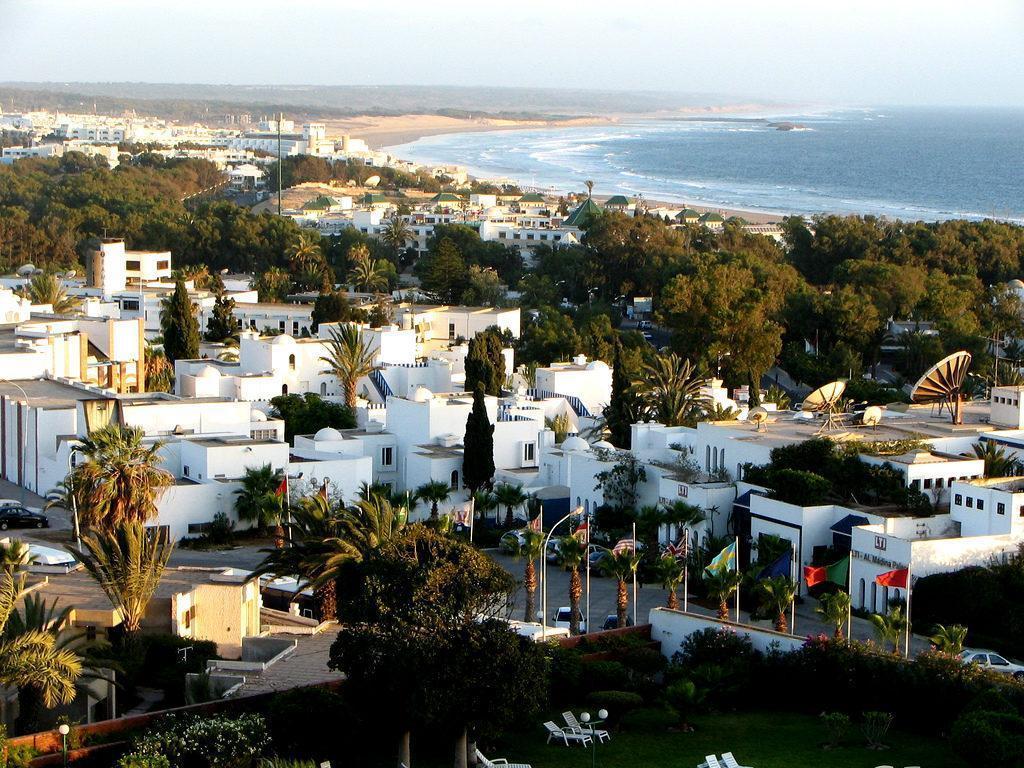 Марокко принимает жителей многих стран без виз