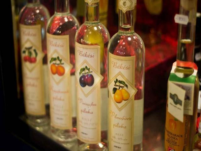 Лучшие венгерские вина