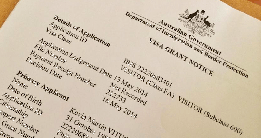 Виза в Австралию подразделяется на множество подклассов, каждый из которых отличается своими нюансами оформления