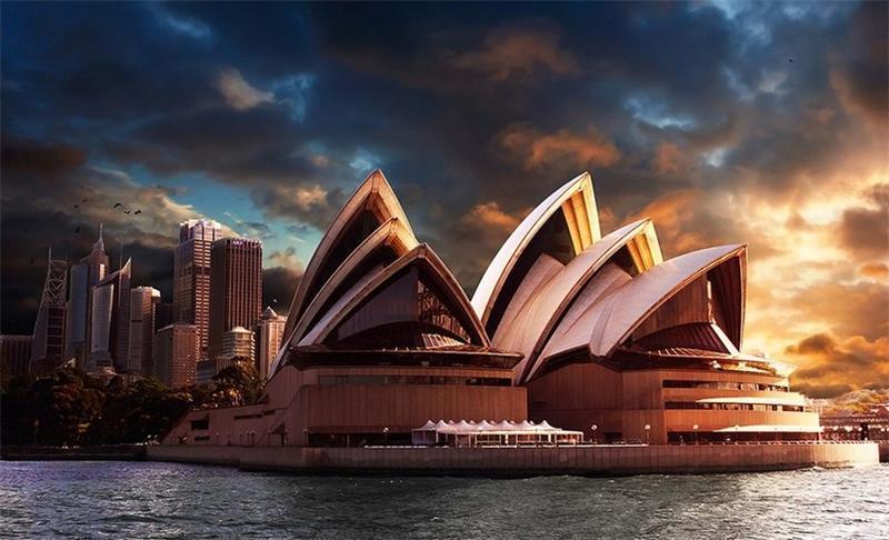 Опера Хаус в Сиднее причислена к списку объектов Всемирного Наследия ЮНЕСКО