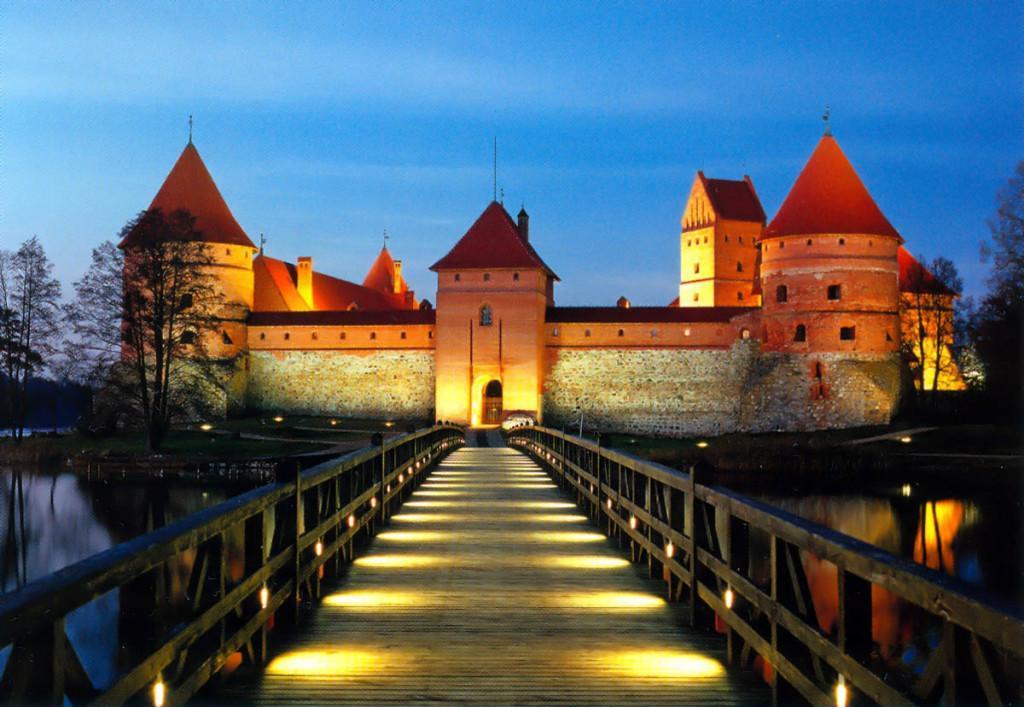 Наличие родственников в Литве упрощает получение визы