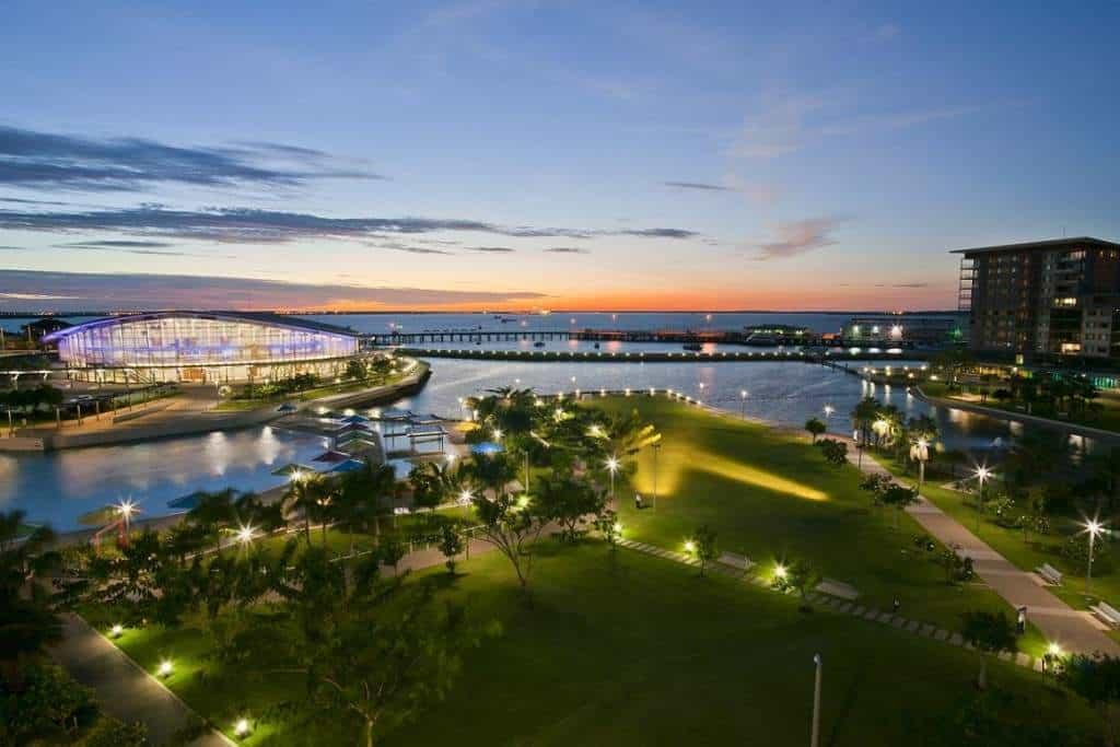 Города Австралии ухожены и красивы, а местные жители отличаются радушием к гостям - но сперва придется получить визу