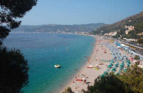 Пляжи Италии