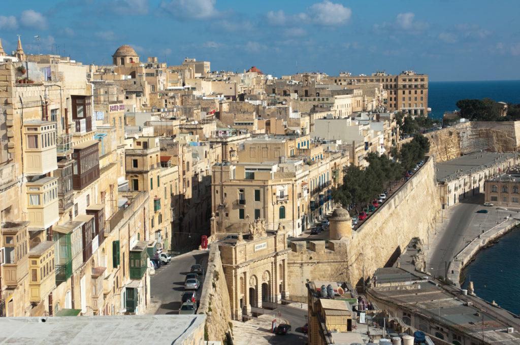 Мальтийская архитектура - еще одна приманка для туристов