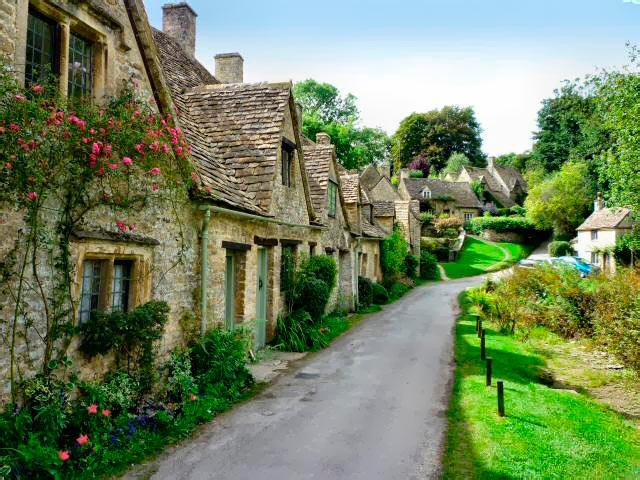 Городки Англии
