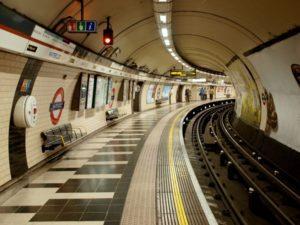 Английское метро