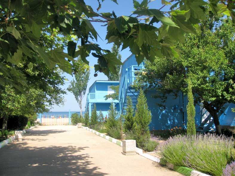 Севастополь, базы отдыха