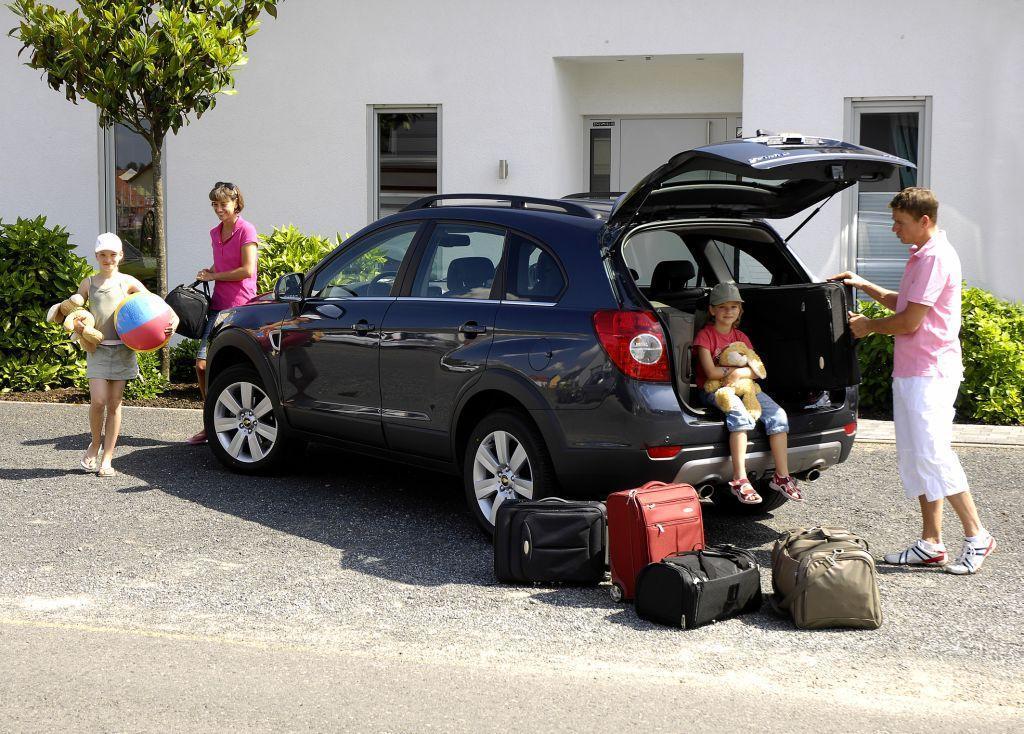 Преимущества путешествия на автомобиле