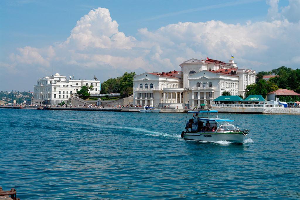 Отдых в Севастополе, Крым
