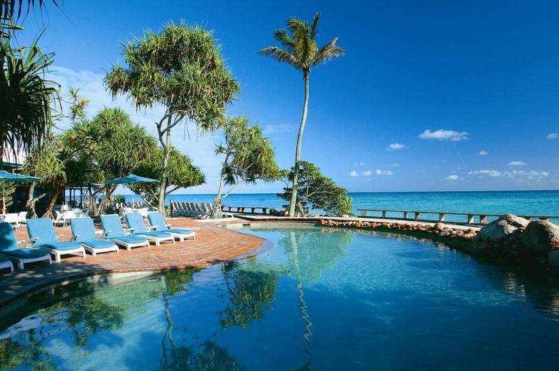 Остров Херон в Австралии - излюбленное место отдыха вдали от цивилизации